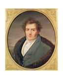 Francois Adrien Boieldieu (1755-1834) Giclee Print by Louis Antoine Leon Riesener