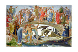 The Bridge of Life, 1884 Giclee Print by Walter Crane