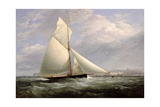 Off Ramsgate, 1853 Giclee Print by Edward Duncan