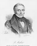 Esprit Auber (1782-1871) Photographic Print by Jacques Francois Gauderique Llanta