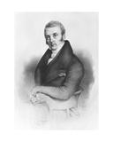 Esprit Auber (1782-1871) 1832 Giclee Print by Jacques Francois Gauderique Llanta