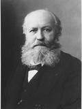 Charles-Francois Gounod (1818-93) Late 19th Century Photographic Print by Paul Nadar