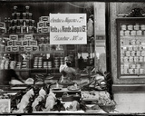 Paris, First Meat Regulation, C.1917 Photographic Print by Jacques Moreau