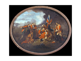 The Death of General Wolfe (1727-59) on 13th September 1759, C.1770 Giclee Print by Benjamin West