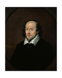 Portrait of William Shakespeare (1564-1616) Giclee Print by John Vanderbank