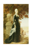 The Artists Wife Giclee Print by Robert Bateman