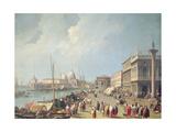 Santa Maria Della Salute Giclee Print by  Canaletto