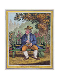 Delicious Weather, Published by Hannah Humphrey in 1808 Giclee Print by James Gillray
