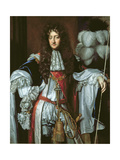 Laurence Hyde (1642-1711) 1st Earl of Rochester Giclee Print by William Wissing