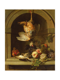 Still Life Giclee Print by Nicolas de Largilliere