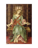 The Soul's Prison House, 1888 Giclee Print by Evelyn De Morgan