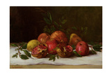 Still Life, C.1871-72 Giclee Print by Gustave Courbet