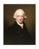 Portrait of Warren Hastings (1732-1818) Governor General of India, 1796 Giclee Print by Lemuel Francis Abbott