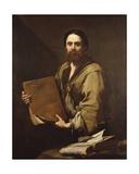 A Philosopher, C.1630s Giclee Print by Jusepe de Ribera