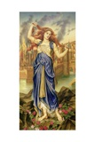 Cassandra, 1898 Giclee Print by Evelyn De Morgan