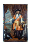 King James II (1633-1701) C.1685 Giclee Print by Benedetto The Younger Gennari