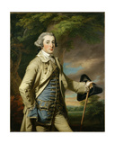 Francis Burdett (1743-94), 1764 Giclee Print by Francis Cotes