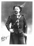 Jean Note (1859-1922) in 'William Tell' by Gioacchino Rossini (1792-1868) Photographic Print by Stanislaus Walery