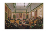 The High Court of Justice at Versailles, 7th March 1849 Giclee Print by Edme Adolphe Fontaine