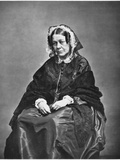 Sophie Rostopchine, Countess of Segur (1799-1874) Photographic Print by Etienne Carjat