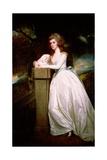 Sarah Rodbard (B.1765) 1784 Giclee Print by George Romney