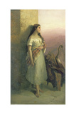 Mignon, 1877 Giclee Print by Wilhelm Kray