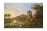 Cicero's Villa Giclee Print by Richard Wilson