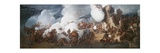 The Battle of Alexandria, 21st-22nd March 1801, C.1805 Giclee Print by Philippe De Loutherbourg