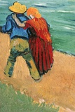 A Pair of Lovers, Arles, 1888 Giclee Print by Vincent van Gogh