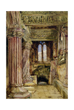 Rosslyn Chapel, Scotland Giclee Print by Alexander Junior Fraser