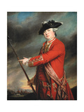Lieutenant Colonel Francis Smith (1723-91) 1764 Giclee Print by Francis Cotes