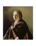 Magdalene Giclee Print by Paulus Bor