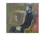 Portrait of M. Georges Henri Manuel, 1891 Lámina giclée por Henri de Toulouse-Lautrec
