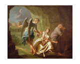 The Angel of Mercy, C.1746 Giclee Print by Joseph Highmore