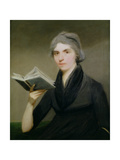 Portrait of Mary Wollstonecraft (1759-97) C.1793 Giclee Print by John Keenan