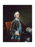 John Larpent (1710-97) Chief Clerk of the Northern Department, 1749 Giclee Print by Gabriel Mathias