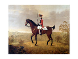 Thomas Boothby Parkyns (1755-1800) 1780 Giclee Print by John Boultbee