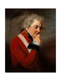 Lieutenant General John Burgoyne (1722-92) C.1791 Giclee Print by John Graham