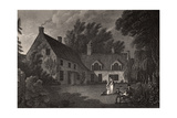 Nelson's Birthplace, Illustration from 'The Life of Nelson' by Robert Southey (1774-1843) First… Giclee Print by Richard Westall