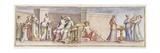 Ms Gen 1496 Plate Xli Aldobrandini Wedding, 1674 Giclee Print by Pietro Santi Bartoli