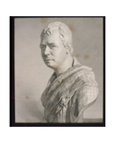 Sir Walter Scott (1771-1832) from 'Gallery of Prints', Published in 1833 Giclee Print by Francis Legatt Chantrey