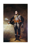Lieutenant John James Douglas (1792-1836) C.1819 Giclee Print by Sir Henry Raeburn