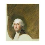 Portrait of George Washington Giclee Print by Jane Stuart