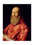 Cardinal Antoine Perronot De Granvelle (1517-86) Giclee Print by Scipione Pulzone