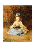 Early Days, 1873 Giclee Print by John Everett Millais