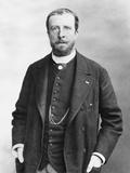Paul Deroulede (1846-1914) 1895 Photographic Print by  Benque Studio