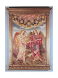 Angels Giclee Print by Evelyn De Morgan