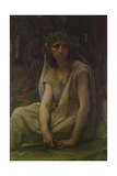A Druidess, 1868 Giclee Print by Alexandre Cabanel