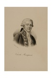 Charles Marie Bonaparte (1746-85) Giclee Print by Francois Seraphin Delpech