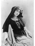 Catherine Mastio (B.1877) in 'Manon' Photographic Print by Reutlinger Studio